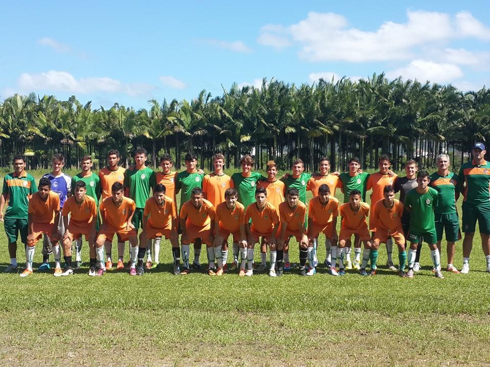 Tricolor recebe certificado CBF de Clube Formador de Atletas ... 78e3d2698aa93