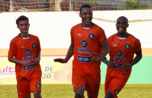 Na última partida em casa, Tricolor não decepcionou a torcida Foto: Rafael Nunes/CFC
