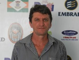Presidente do Camboriú, José Henrique Coppi será o vice-presidente da SCClubes