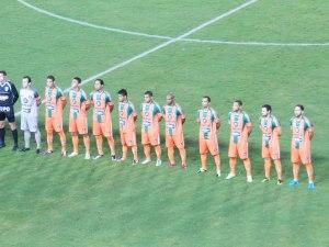 Tricolor foi guerreiro e trouxe um ponto de Joinville. Foto: Lucas Coppi/CFC