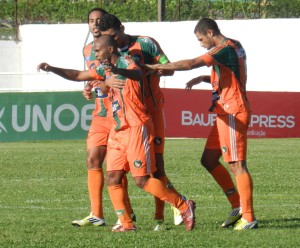 Anderson abriu o placar, mas Tricolor sofreu a virada. Foto: Rafael Nunes/CFC