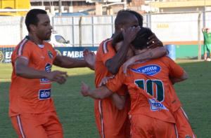 Jogadores contam com a força da torcida para vencer no domingo Foto: Rafael Nunes/CFC