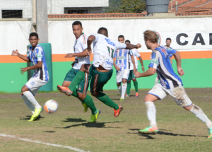 Thiago Silva marcou o primeiro da Cambura Foto: Rafael Nunes/CFC