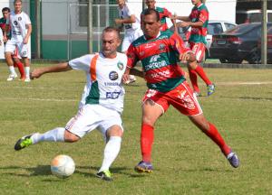 Serginho Catarinense está na seleção da rodada Foto: Rafael Nunes/CFC