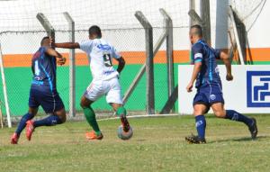 Em 2014, acesso à Série A escapou por detalhes Foto: Rafael Nunes/CFC
