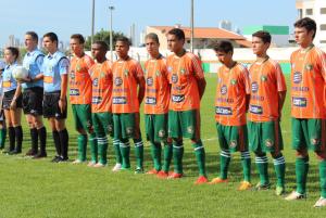 Equipe sub-20 estreou com goleada