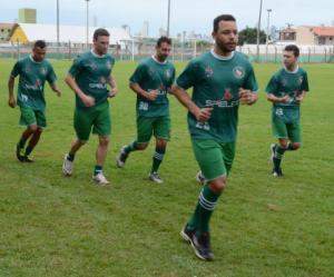 Pré-temporada segue no Robertão Foto: Rafael Nunes/CFC