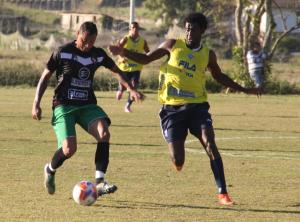 Marcelo Quilder marcou o gol Tricolor Foto: Rafael Nunes/CFC