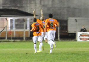 Bruno Andrade marcou seu segundo gol na competição